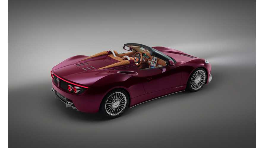 Spyker Announces Electric Car Plans