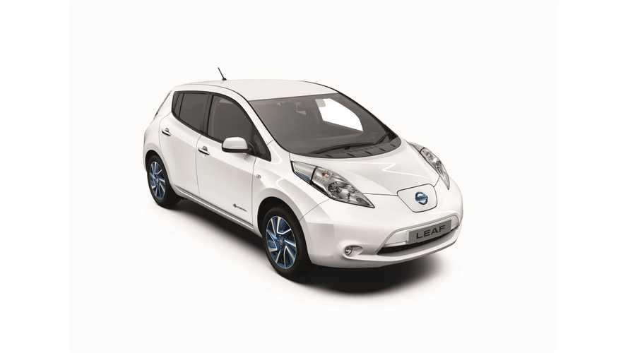 Next-Generation Nissan LEAF Could Be Offered In Crossover Form & 5-Door Hatchback
