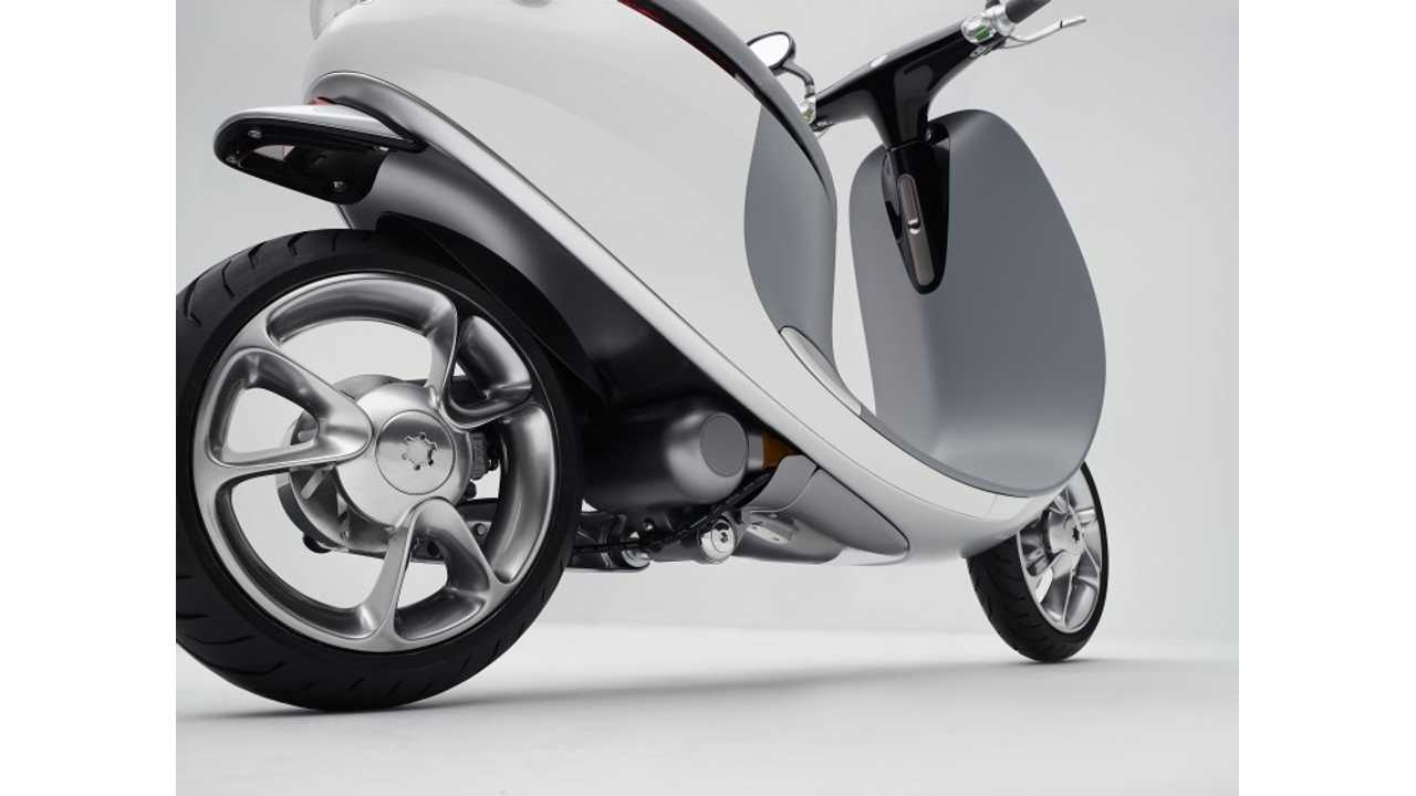 Gogoro Ships First Electric Scooters