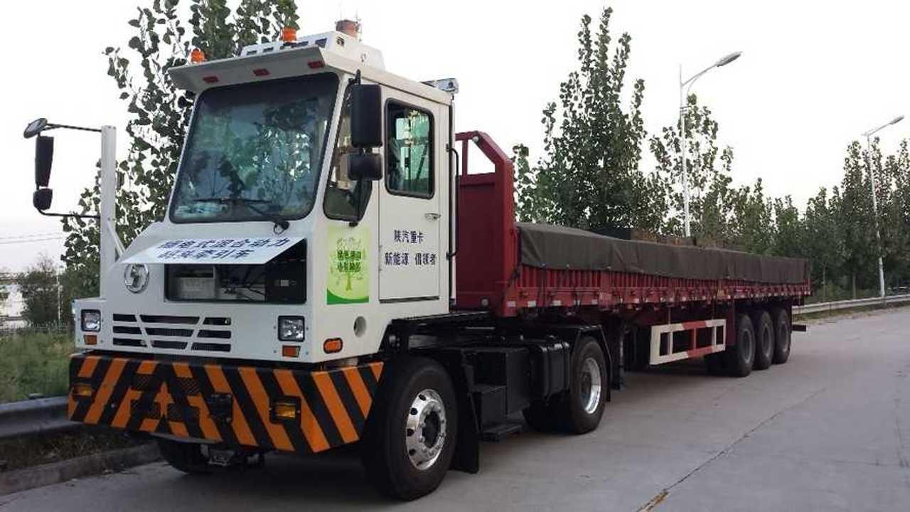 Efficient Drivetrains Delivers PHEV Trucks To Port Of Shanghai