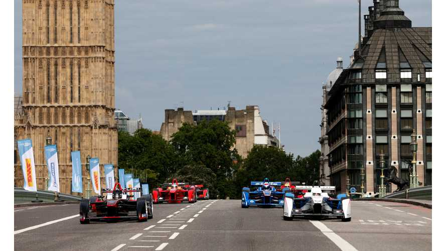 Formula E Might Join Olympics In 2020