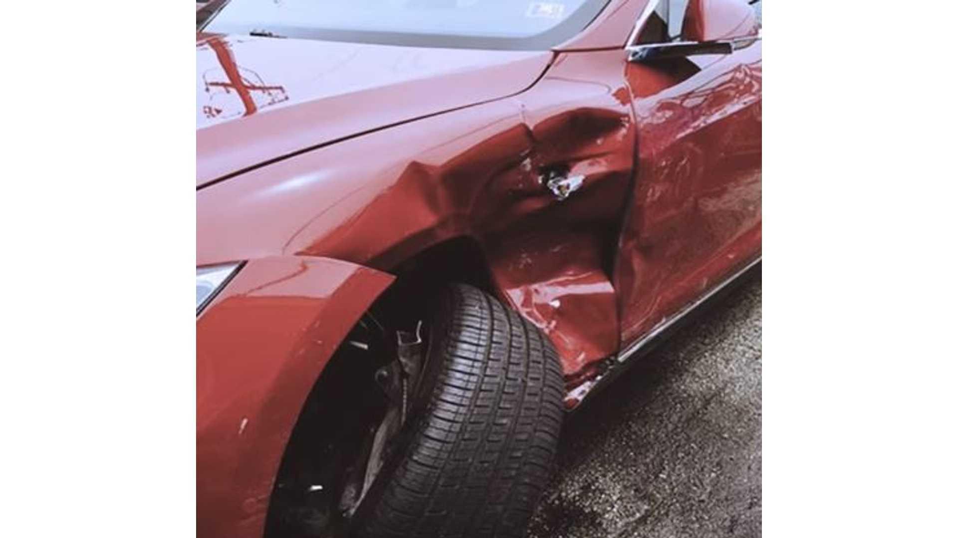 Tesla Model S Safety First Video