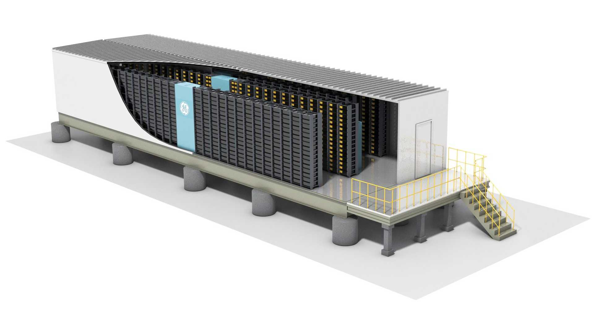 GE Signs 30 MW Battery Energy Storage Deal