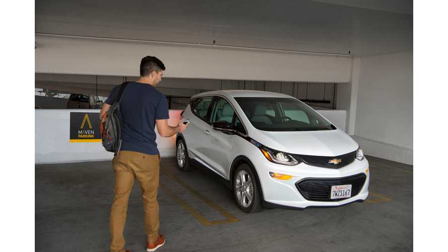 Report Says Demand For Electric Ride-Sharing Cars Will Soar