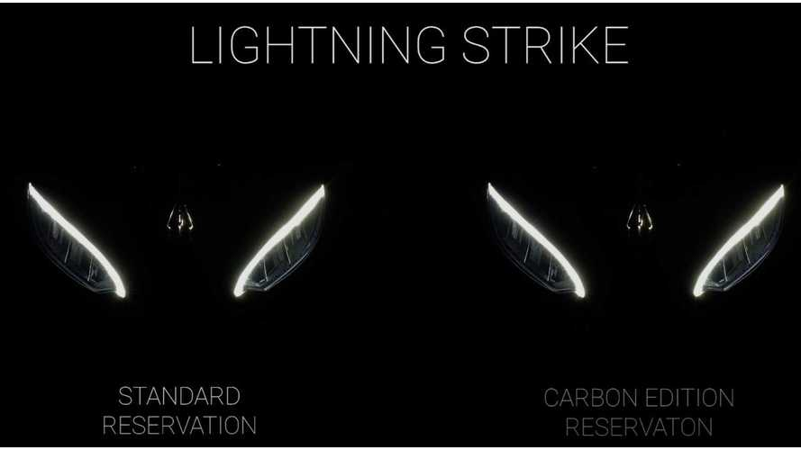 Lightning Opens Reservations Ahead of Strike Launch
