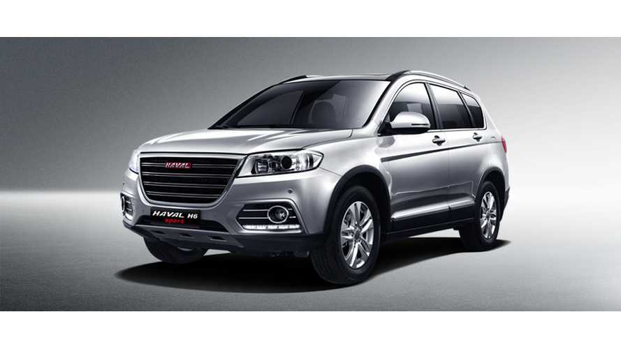 Haval Announces Big Plans For Electric SUVs