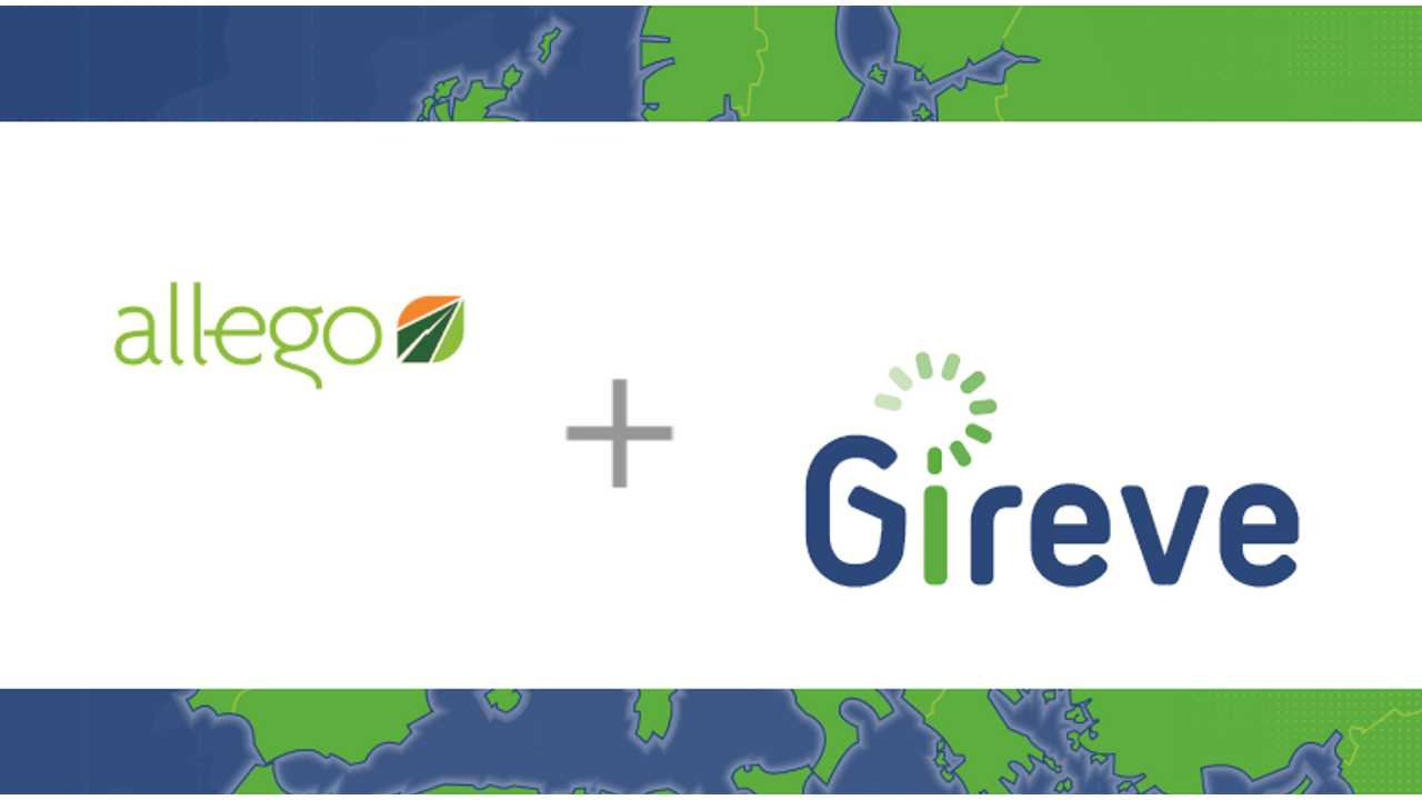 Allego And GIREVE Charging Networks Sign Interoperability Agreement