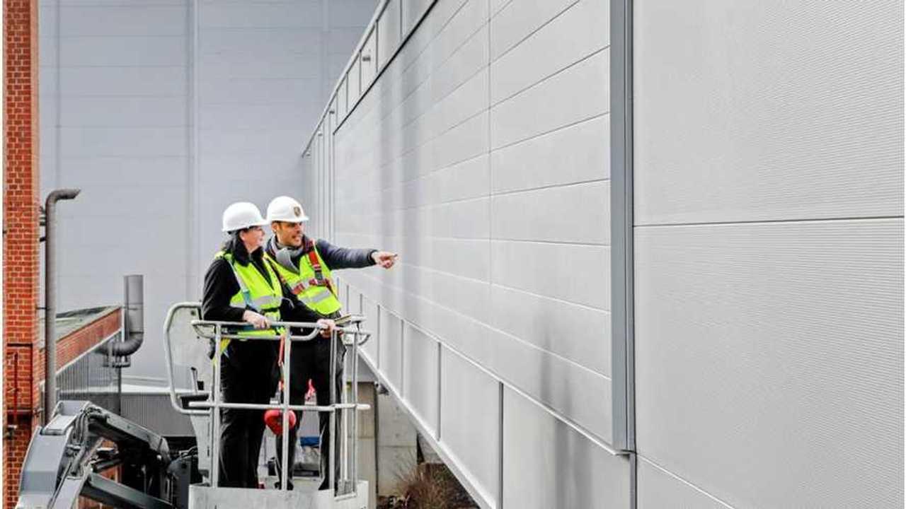 Porsche Taycan Factory To Help Clean The Air