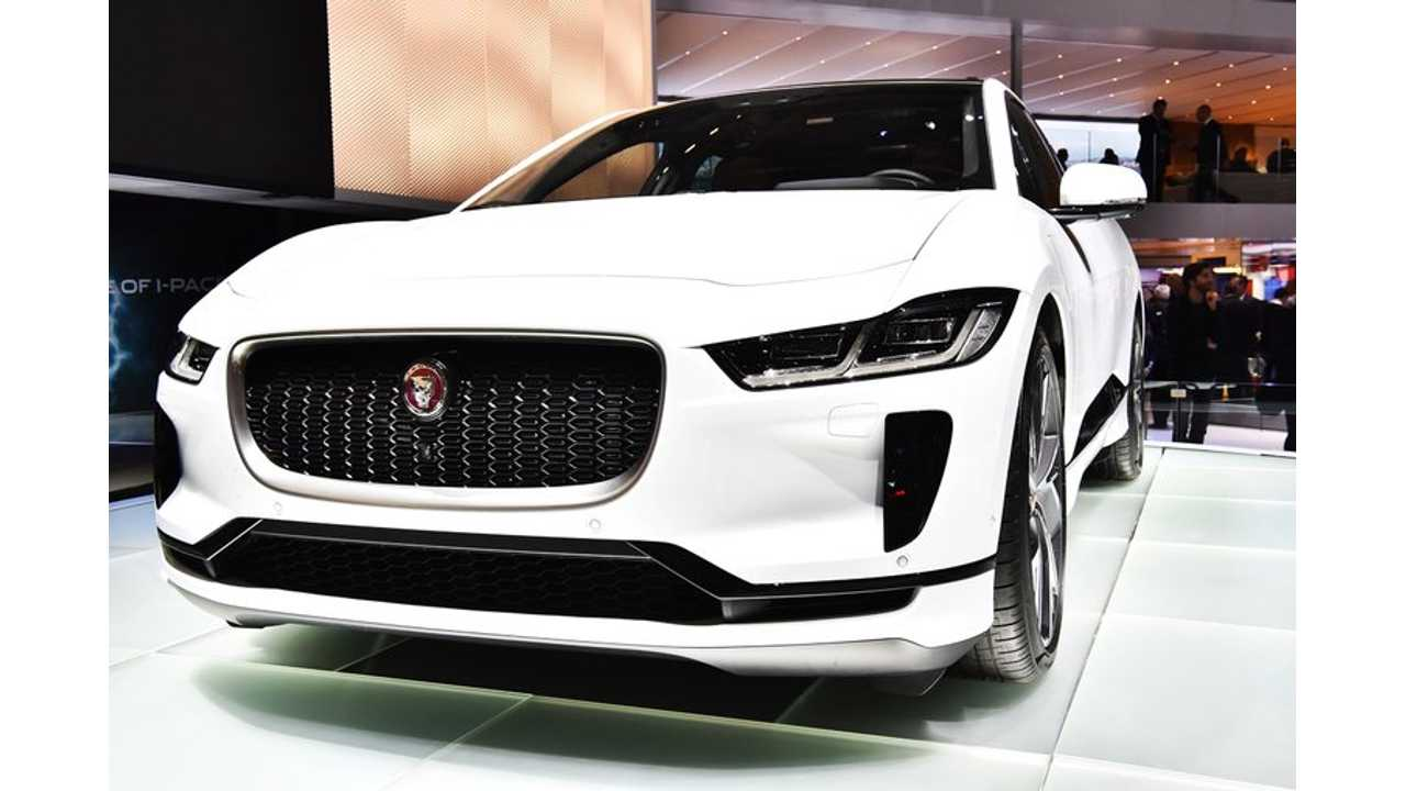 Souped Up Jaguar I-Pace SVR Under Consideration