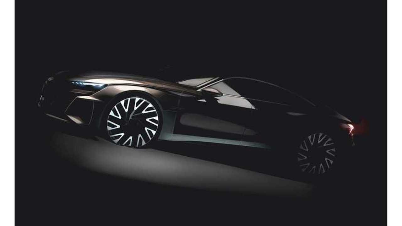 Porsche Taycan Platform To Underpin Audi e-tron GT