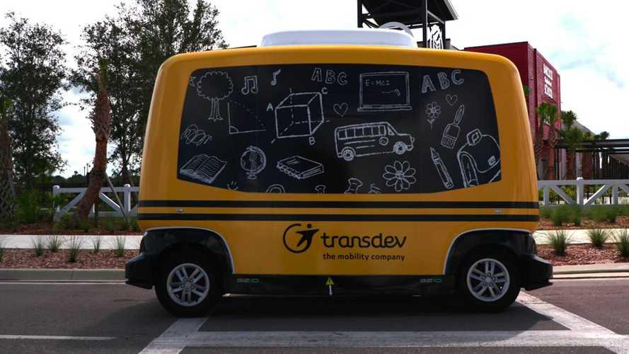 NHTSA Forces Florida School To Stop Using Autonomous Electric Bus