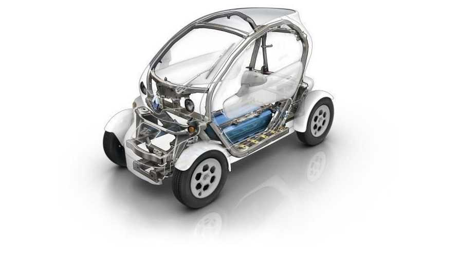 Renault To Release Twizy Hardware / Platform As An Open Source EV