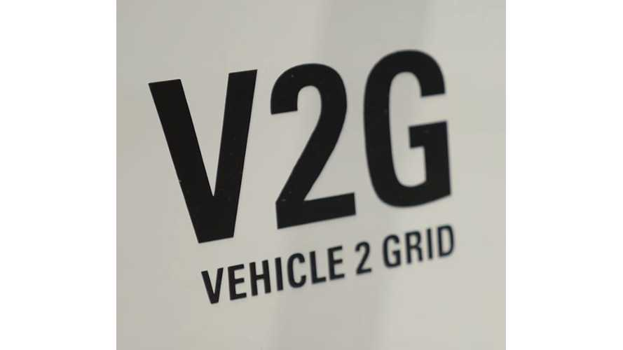 UK Government To Invest $42 Million In V2G Technology