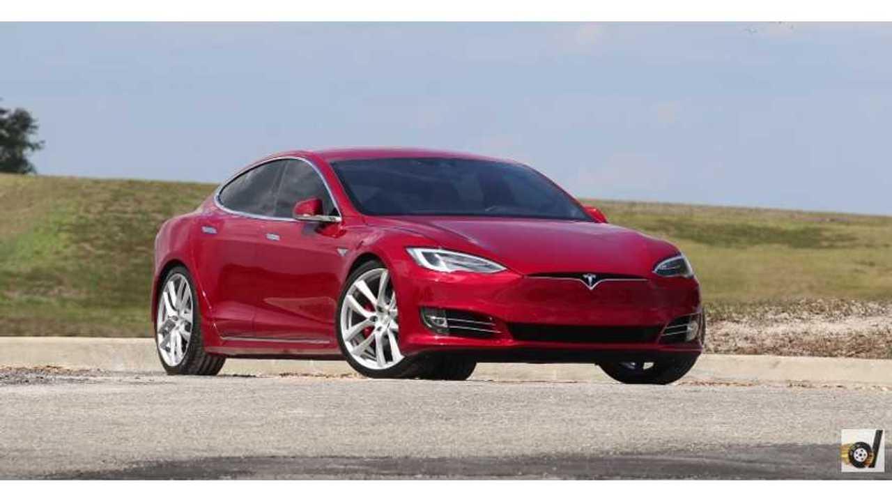 How Wheel Size Impacts Tesla Model S, X Efficiency