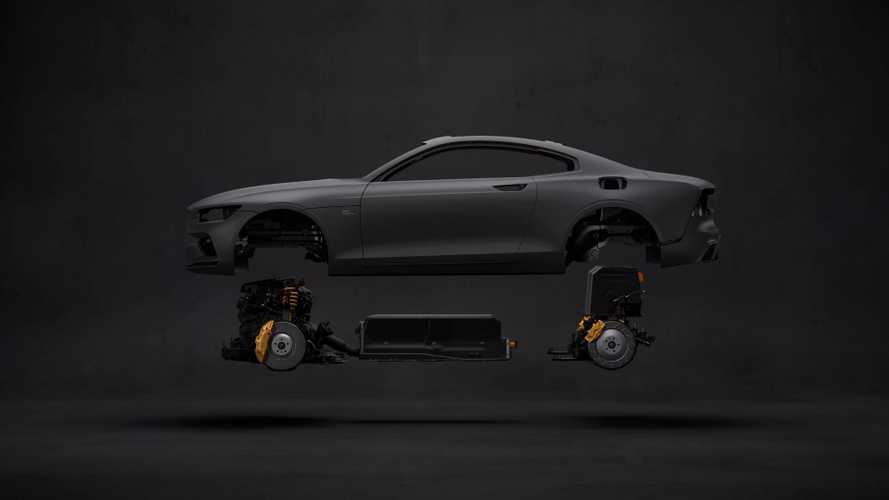 Polestar 1 To Debut In Geneva