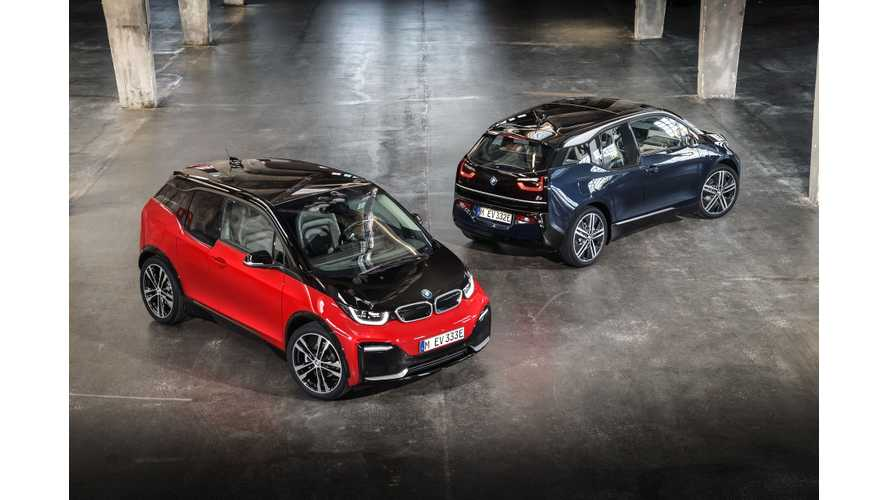 In June, Plug-In Electric Cars Accounted For 7% Of BMW U.S. Sales