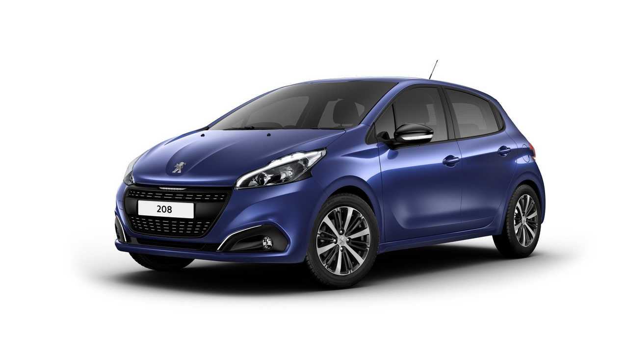 Electric Peugeot 208 Will Appear Mostly Unchanged From ICE 208