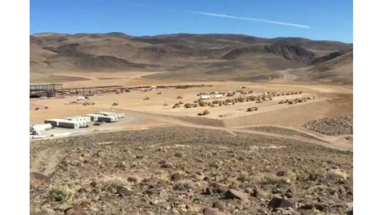 Construction Costs Now Exceed $62 Million At Tesla Gigafactory