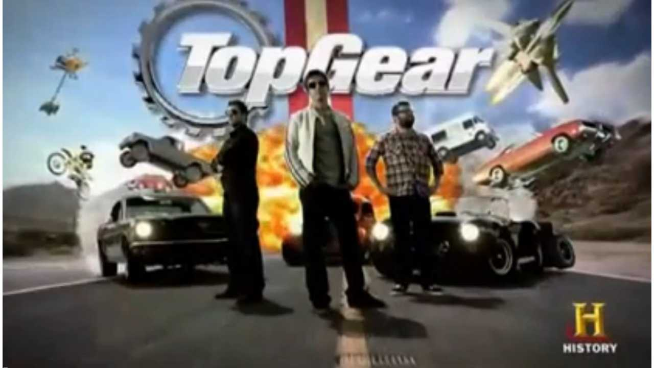 Top Gear USA Style Covers EVs In A Big Way - Full Episode Video