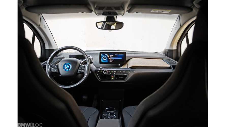 BMW i3 Wins Ward's 10 Best Interior Award
