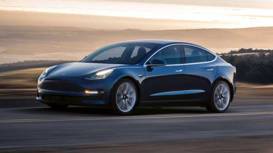 Tesla Will Begin Over-The-Air Downgrades To Model 3 Standard Range