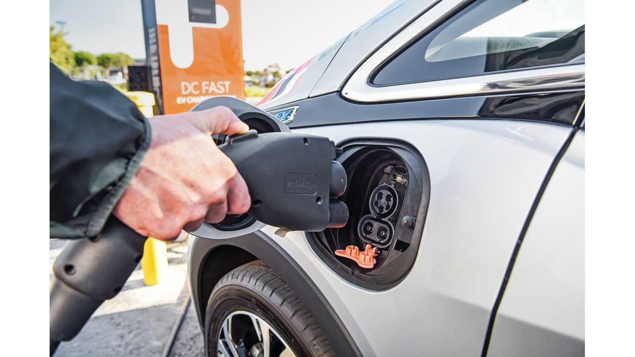 GM Teams With Chargepoint, EVgo & Greenlots