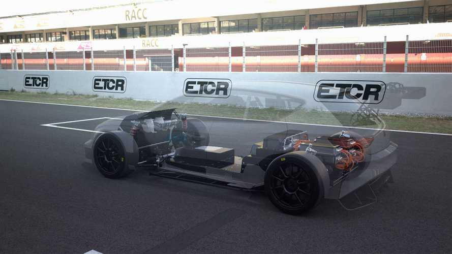 Seat Presents An Inside Look At The Cupra e-Racer