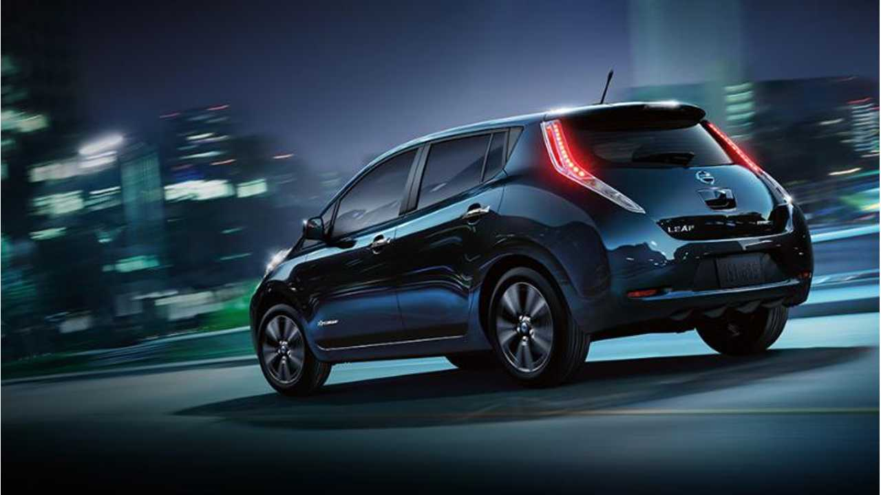 Nissan LEAF Crushes EV Sales Record In May, Sells 3,117 Cars