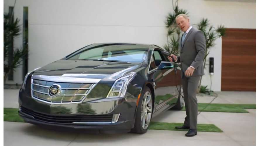 Cadillac Exec: Luxury Electric Vehicles