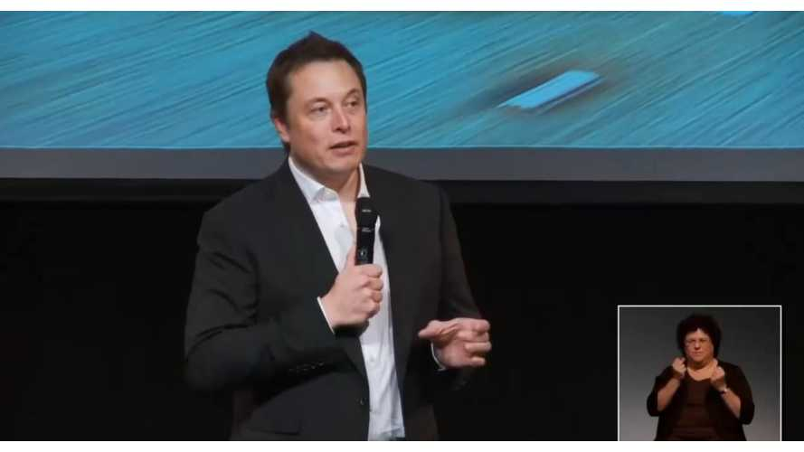 """Elon Musk: """"We Can Produce Something Better Than i3 Right Now, But It Wouldn't Be Great"""""""