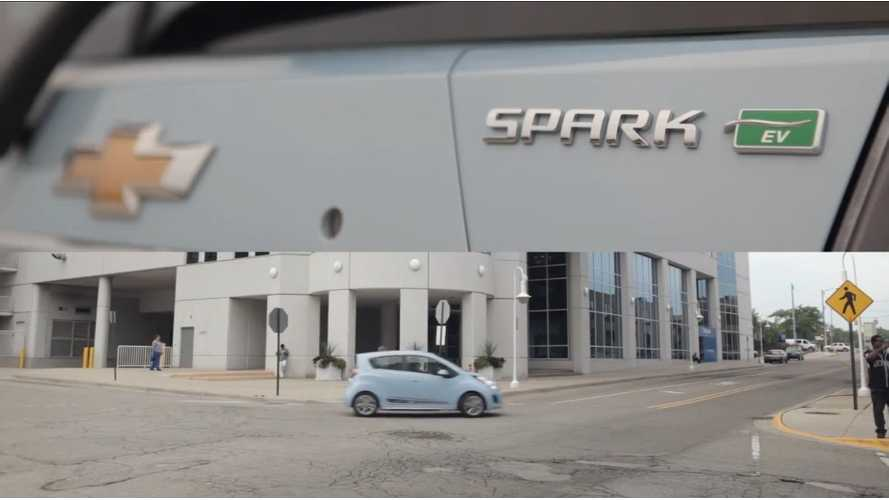 2015 Chevy Spark EV Now On Sale In California And Oregon