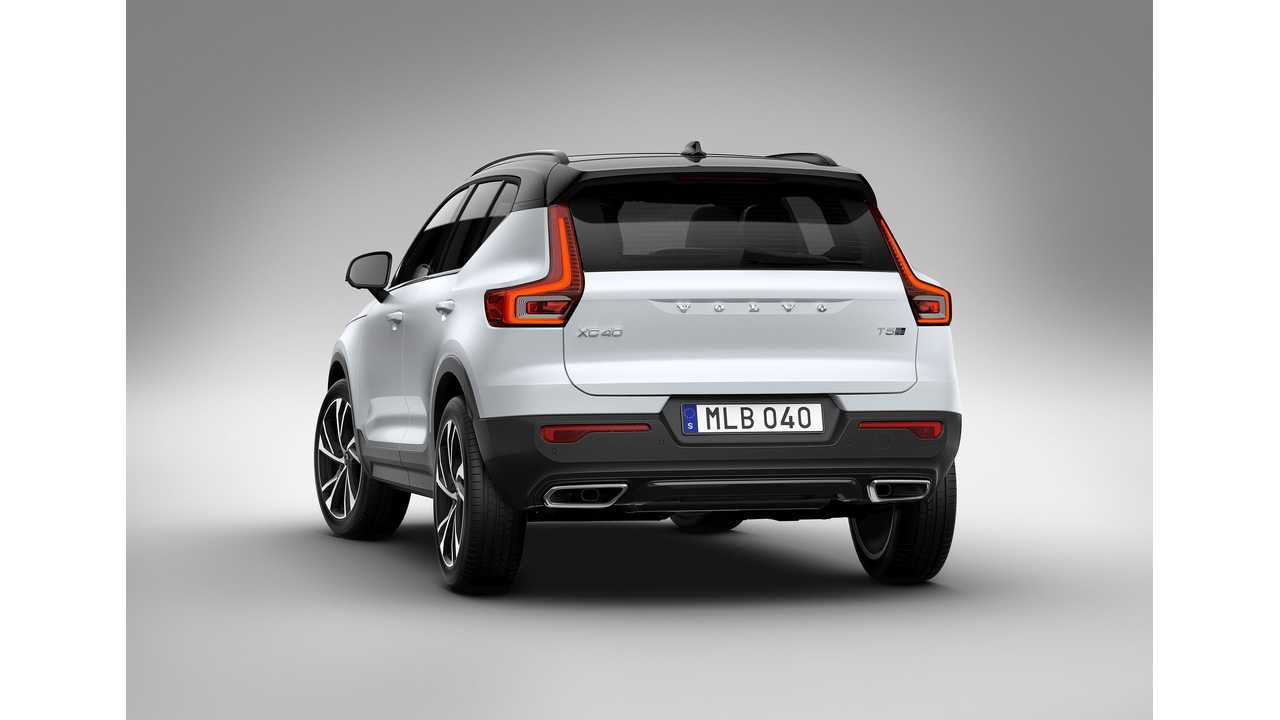 New Volvo XC40 (ICE) - exterior