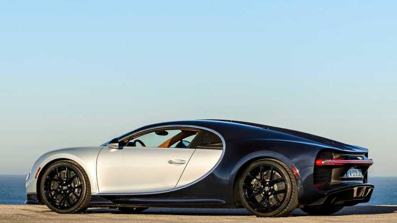 Next-Generation Bugatti Chiron Could Go Electric