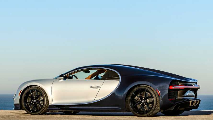 Next-Generation Bugatti Chiron Could Go Electric