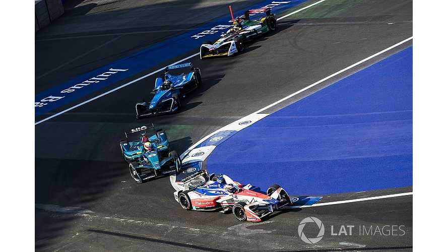 Formula E To Make Power Mode Usage Mandatory Next Year