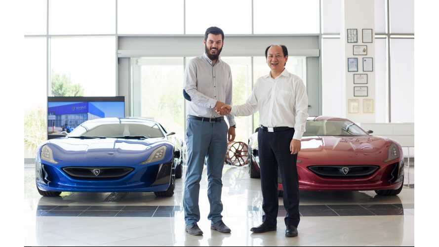 Rimac To Unveil