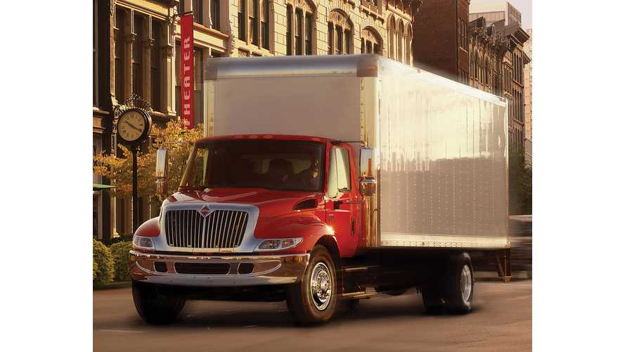 VW And Navistar Team Up For Medium-Duty Electric Truck - Launches 2019