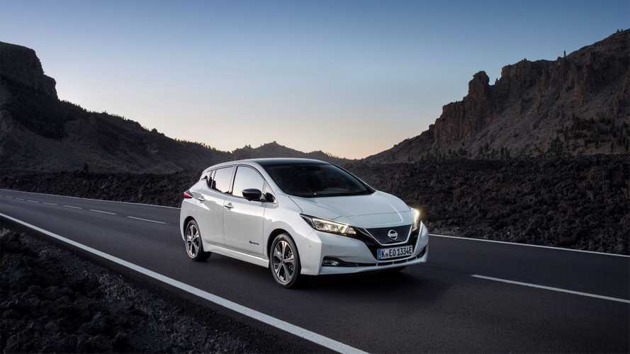 Check Out Consumer Reports' First Take On 2018 Nissan LEAF