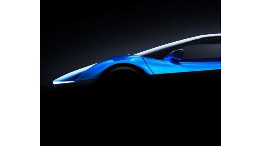 Elextra Electric Supercar Aims To Challenge Tesla