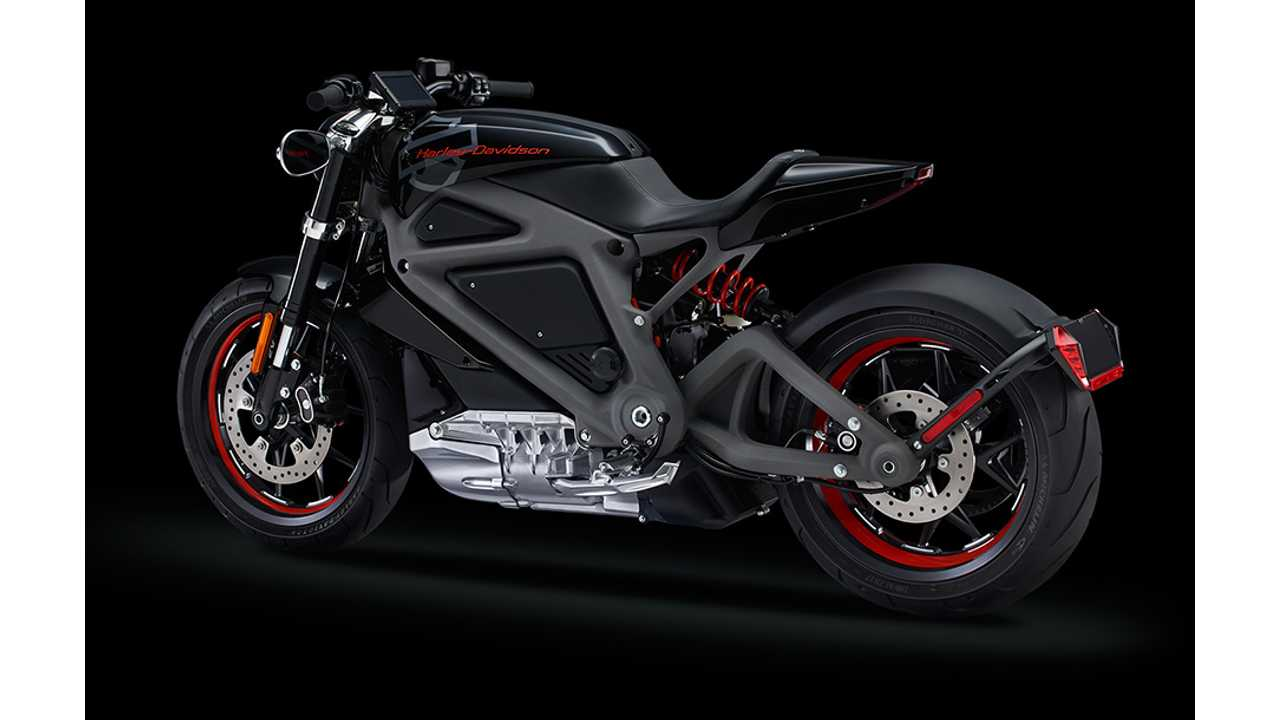 Harley-Davidson Confirms Electric Motorcycles/LiveWire Part Of Company's Future