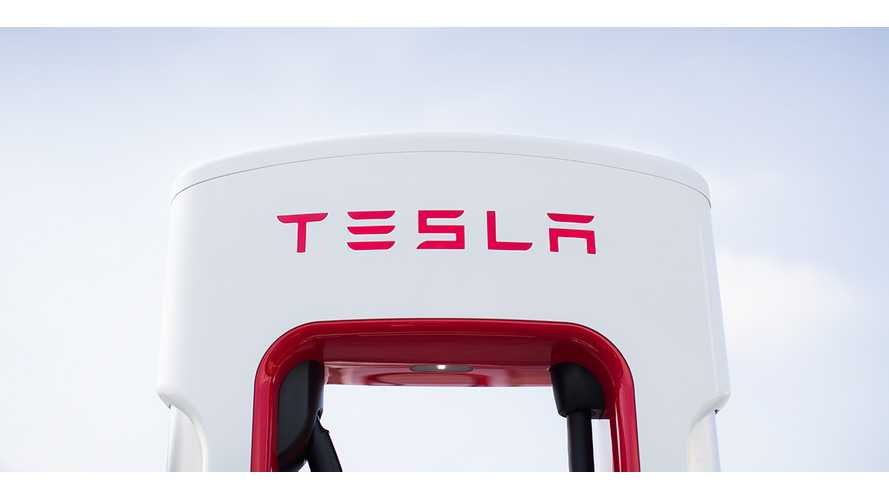 Here's How Paid Tesla Supercharging Works - Video