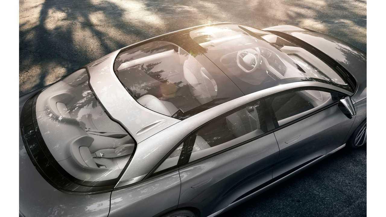 Lucid Motors' VP Of Design Discusses Air