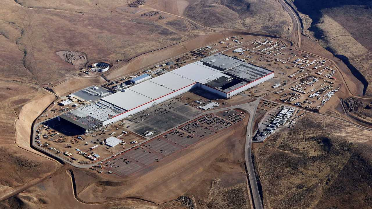 The Tesla Gigafactory is seeing substantial growth and has initiated the production of the new 2170 battery cells for use in the Model 3.