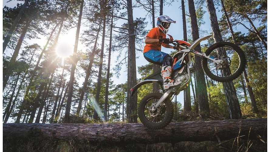 KTM Shows Off Second-Gen 2018 FreeRide E-XC