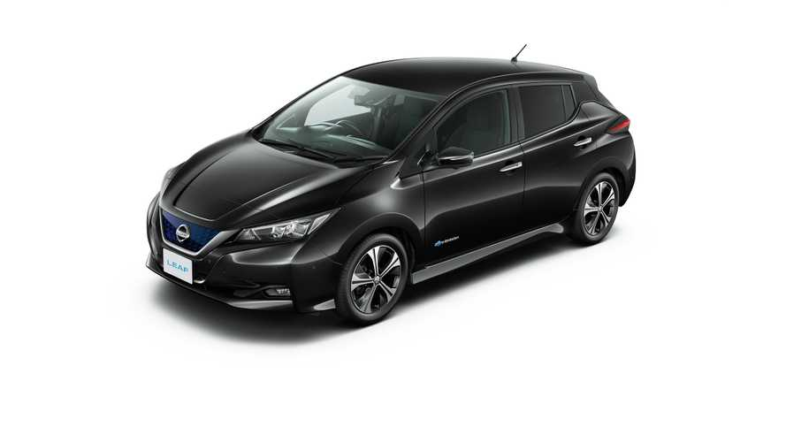 Icelanders Pre-Order New 2018 Nissan LEAF At Level Near Total LEAF Sales There In 2017
