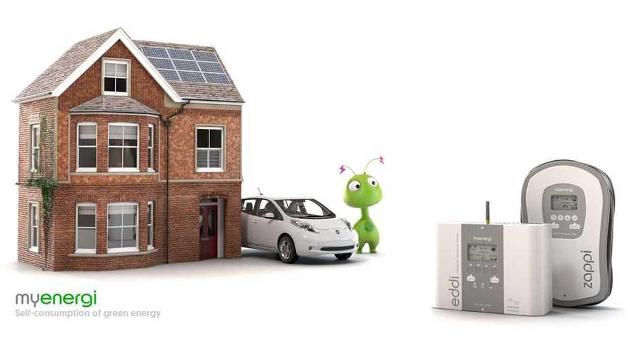 MyEnergi Zappi charger