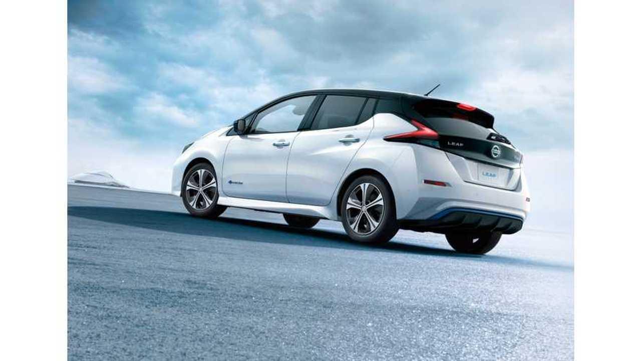 New Nissan LEAF Versus Renault ZOE, Volkswagen e-Golf...Winner Is?