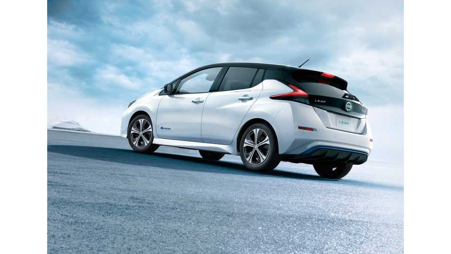 New Nissan LEAF Versus Renault ZOE, Volkswagen e-Golf...Winner Is?