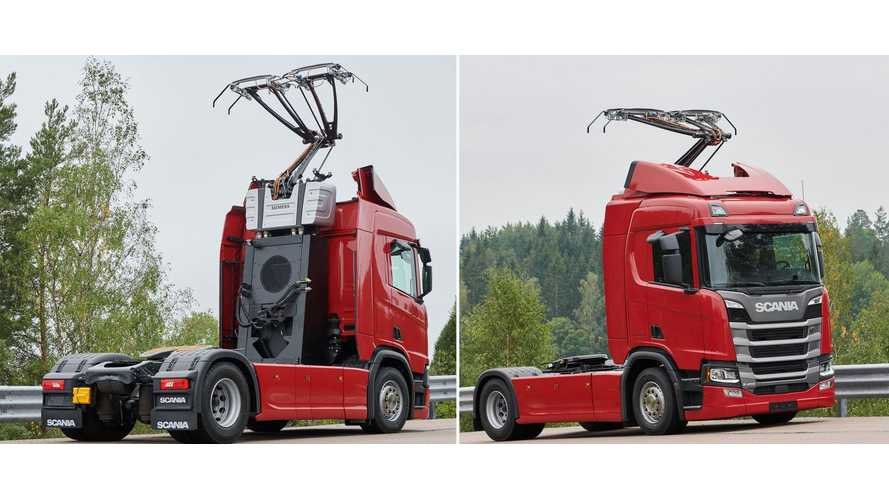 Scania To Supply 15 PHEV Trucks For German E-Highways Trial