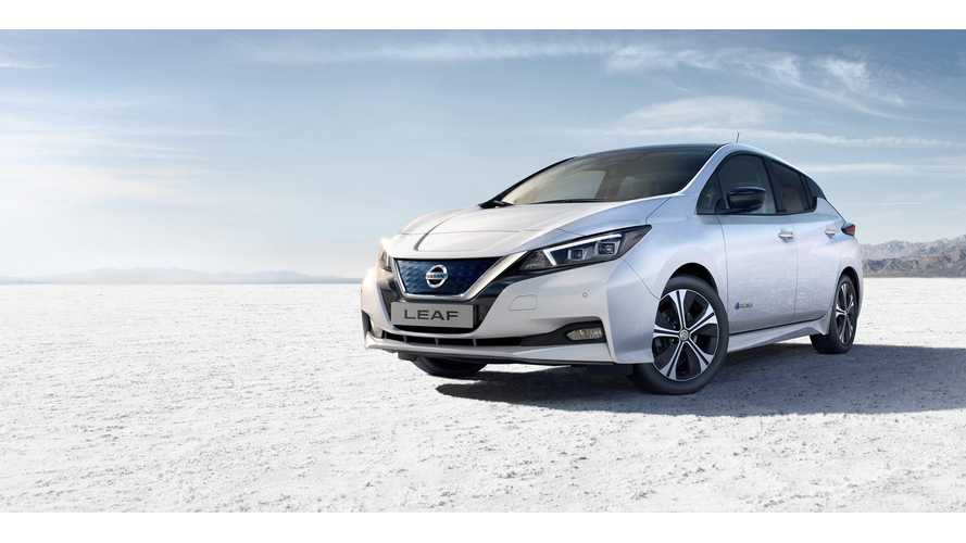 Plug-In Electric Car Market Share In Norway Nearly Hits New High